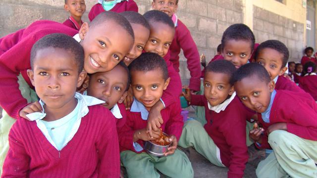 Primary School | Selam Children Village